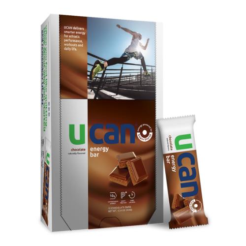 UCAN Chocolate Energy Bars