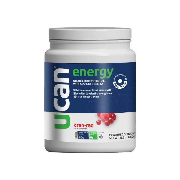 UCAN Cranberry Energy Powder