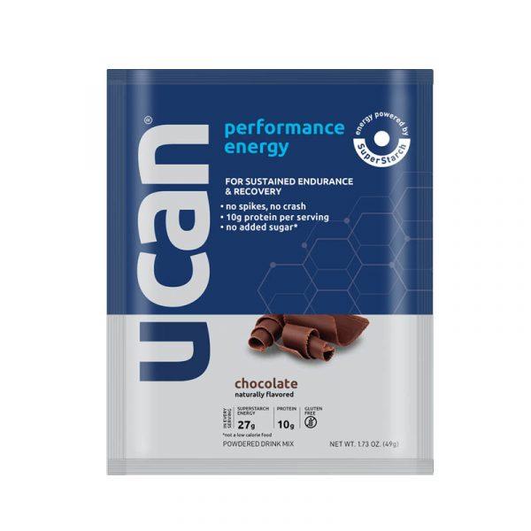 Chocolate Energy + Protein Sachet