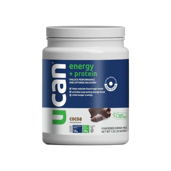Ucan Cocoa energy protein
